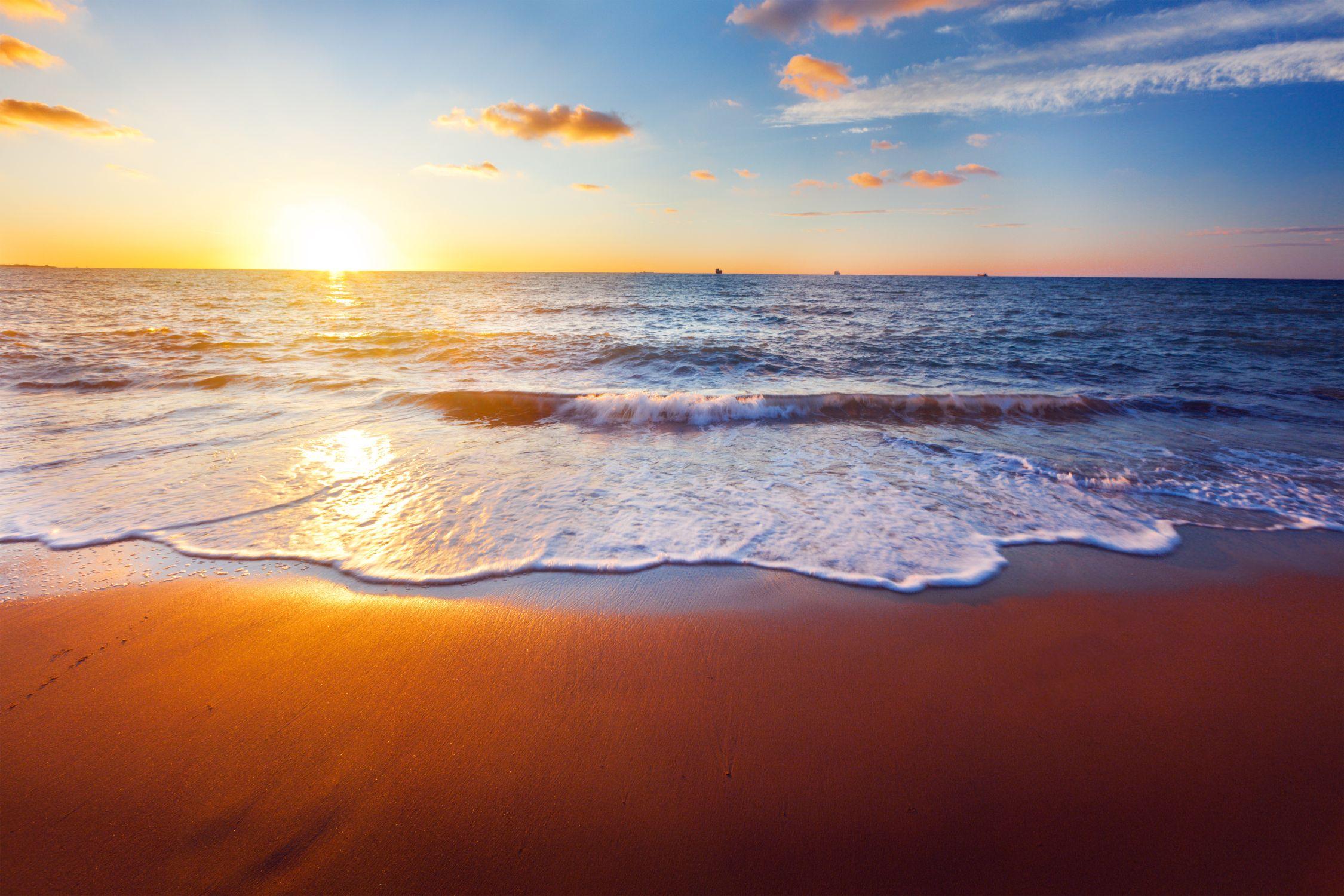 Warm Beaches